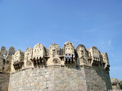 Golconda Fort | by Benedict H
