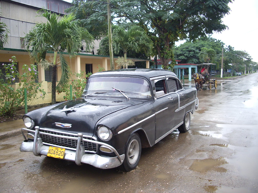 Cuban Classic Cars Tv Show