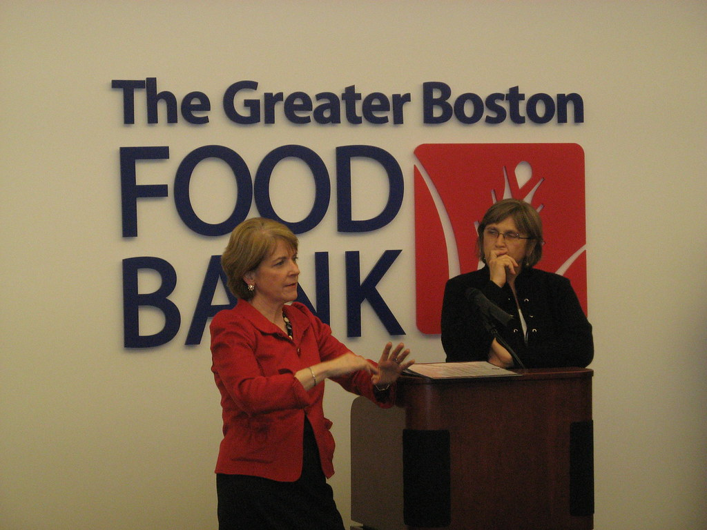 Greater Boston Food Bank Ceo