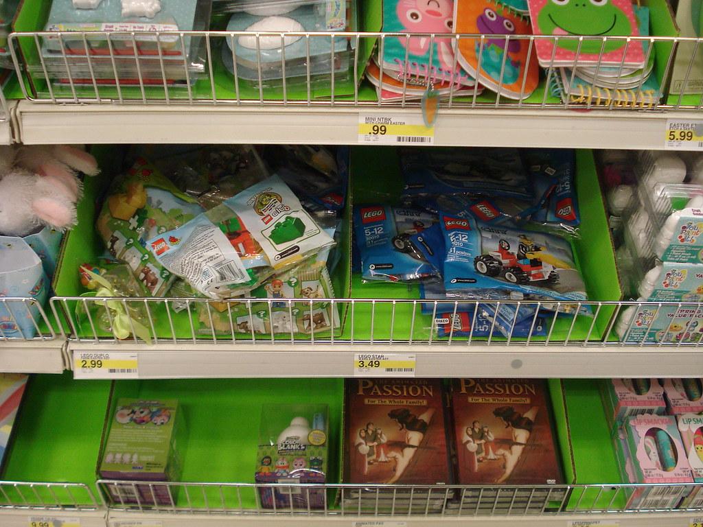 Target Fremont Hub >> Easter polybags | Fremont Hub Target | Pi | Flickr
