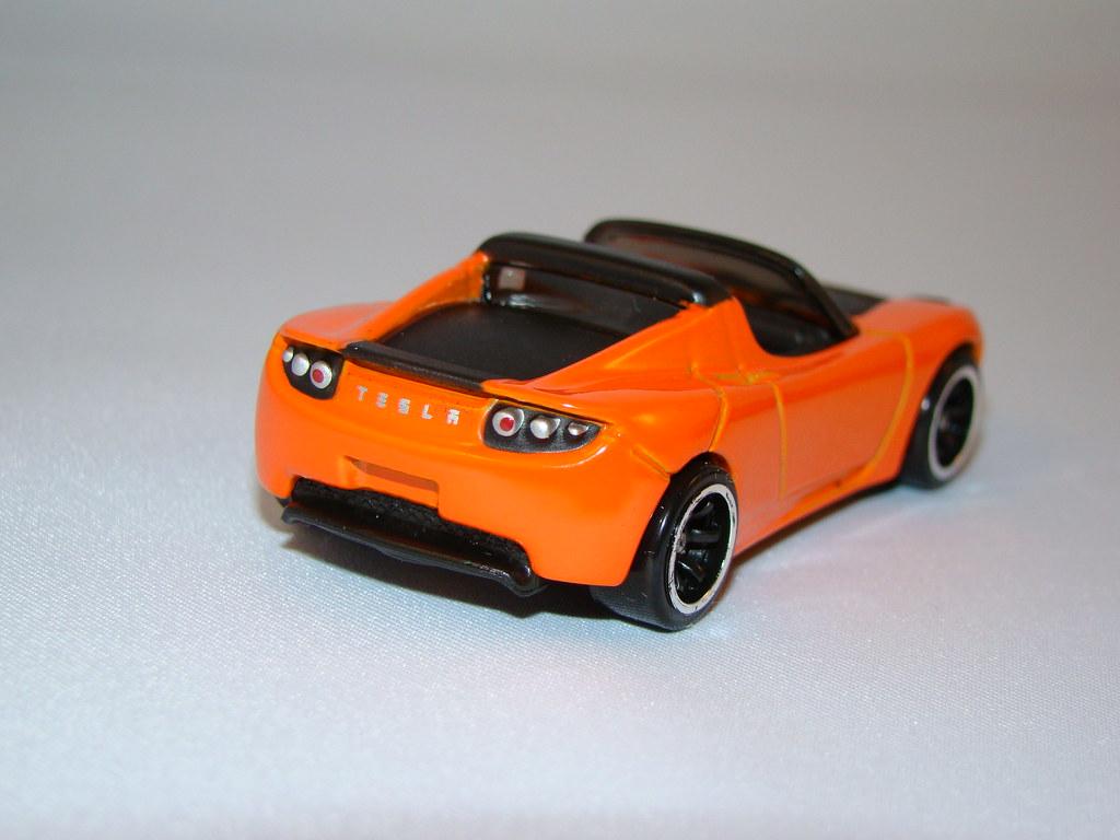 Hot Wheels Speed Machines Tesla Roadster Sport 4 Flickr