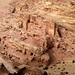 the street of facades from above, petra