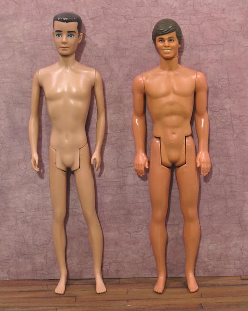 Ken Body Comparison