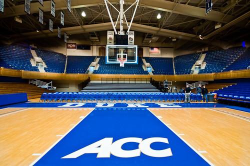 At The Line Cameron Indoor Stadium Duke University Flickr
