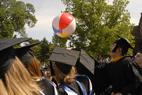 ElmGrad0493 | by Elmhurst College