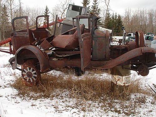 Old Car For Sale >> Rusty Model T | Over 3,000 classic cars for sale at www ...