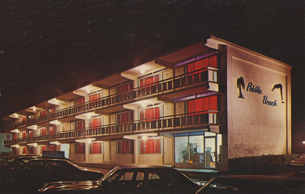 Pebble Beach Motel & Cottages - Nags Head, North Carolina