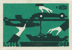 Hungarian matchbox label | by Shailesh Chavda