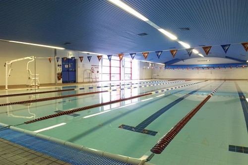 Tom Husband Leisure Centre | by University of Salford