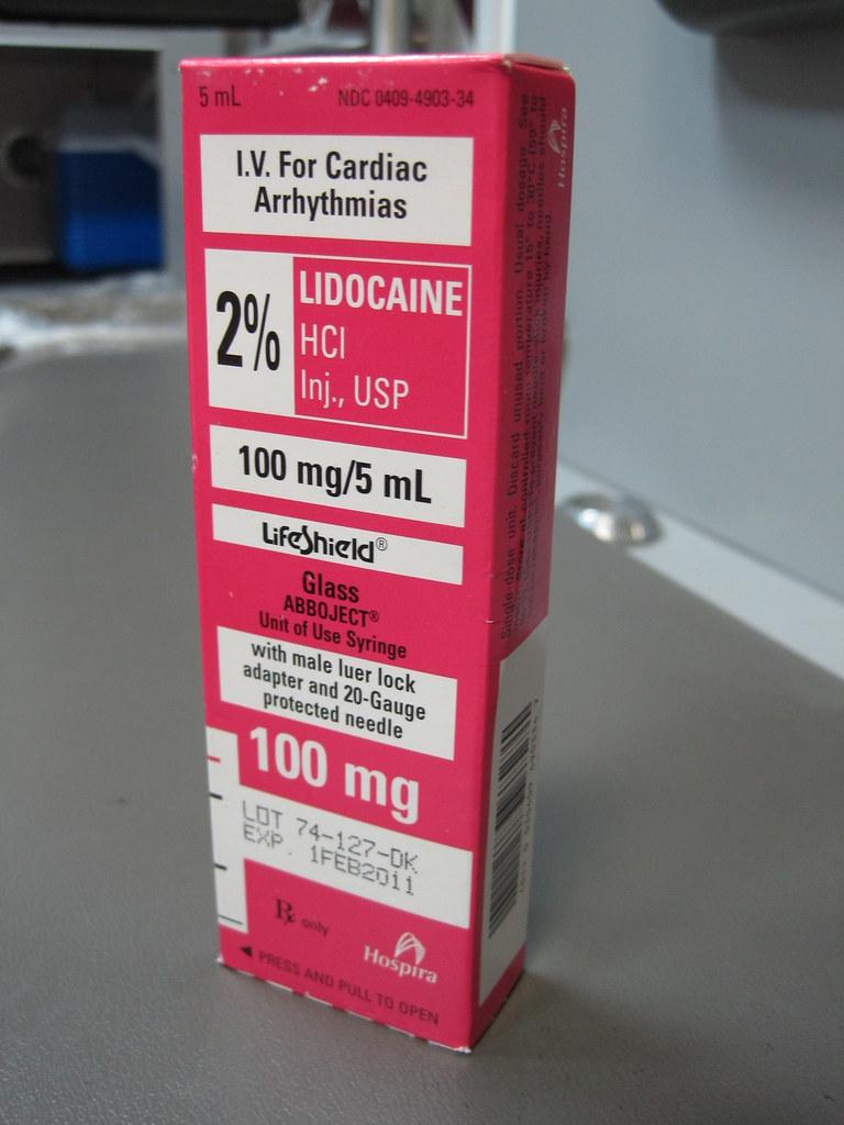 henry schein lidocaine hcl 2 msds