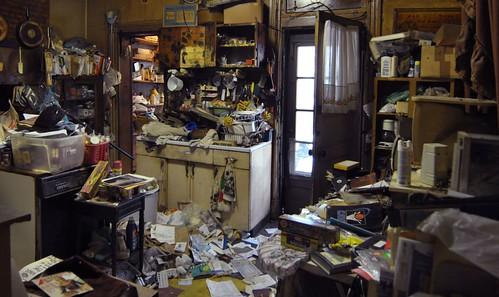 Messy Kitchen Mark Knobil Flickr
