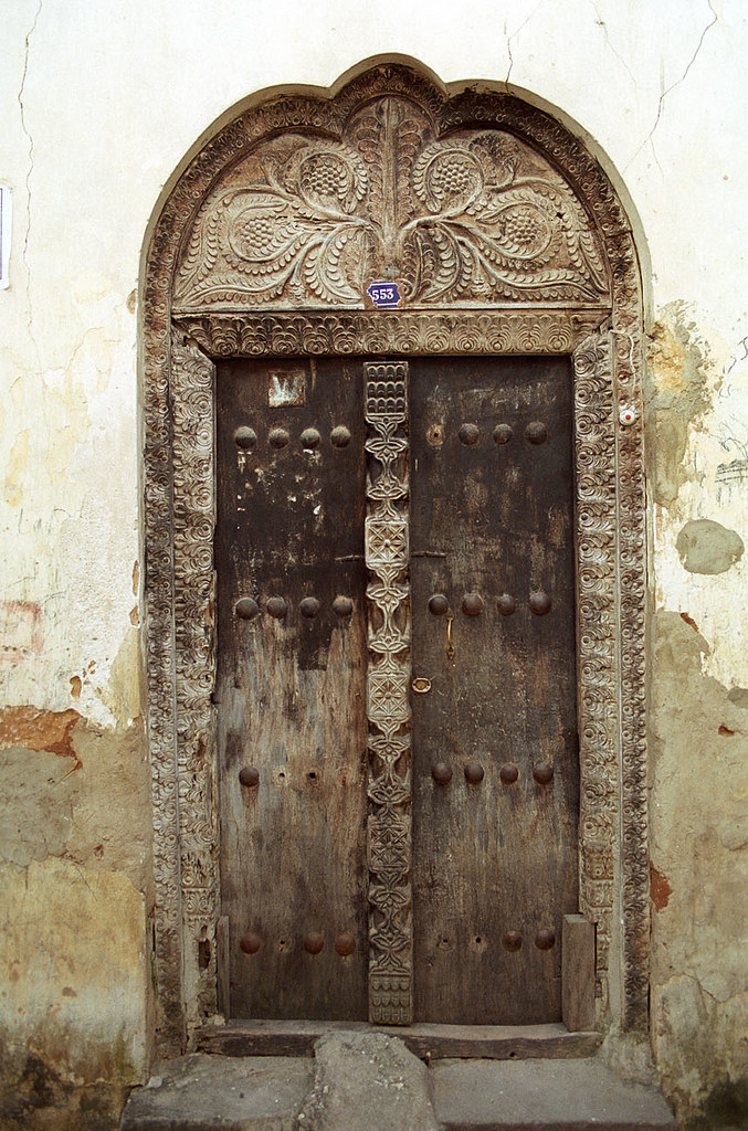 Seyffert Zanzibar doors (18) | by © Sam.Seyffert & Zanzibar doors (18) | See large on black Perhaps the most stu2026 | Flickr