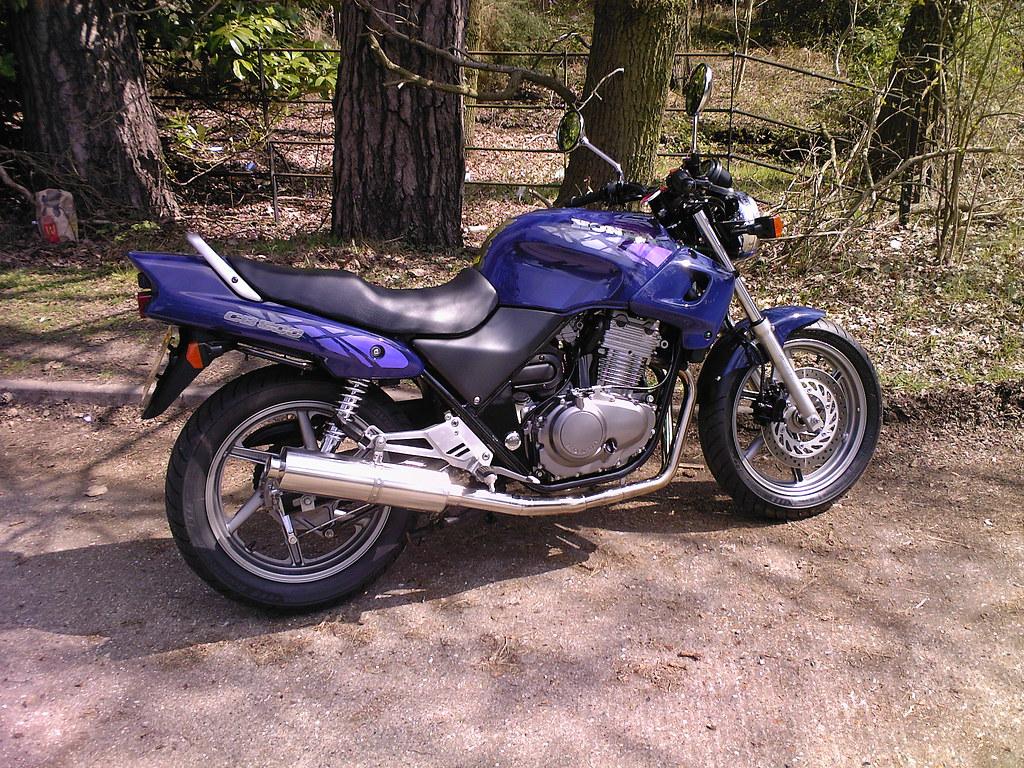 1996 Honda CB 500