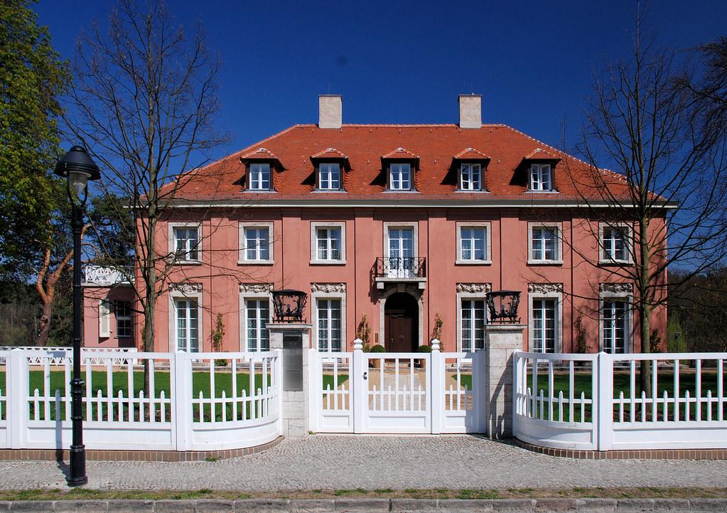 Potsdam churchill villa potsdamer konferenz potsdam con - Casa perls mies van der rohe ...