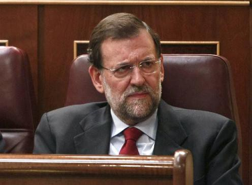 Rajoy recortó el gasto público más que Trump