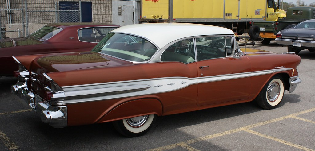2 Door Car >> 1957 Pontiac Laurentian 2 door hardtop | Canadian | Richard Spiegelman | Flickr