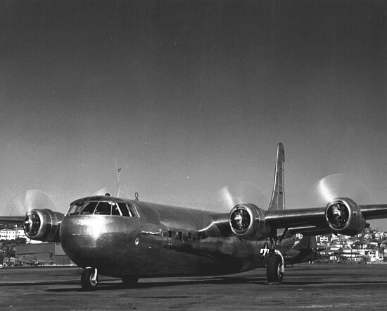 Consolidated / Convair R2Y Liberator Liner