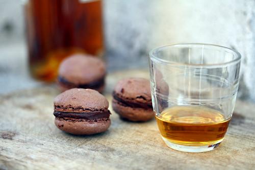 french chocolate macarons | Parisian Chocolat Macaron ...