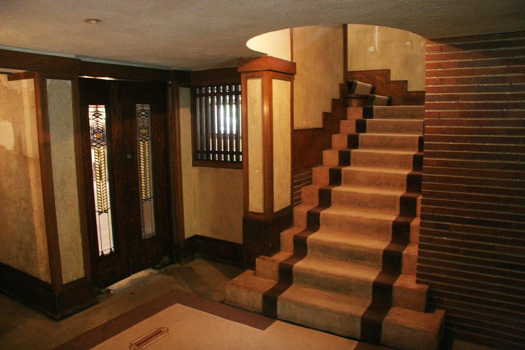 Frank Lloyd Wright Interiors Tour
