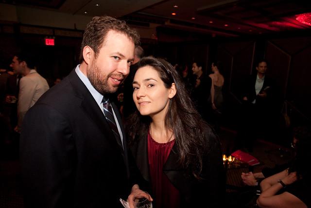 Nick Daraviras and Jill Brienza | Photo by Sam Horine ...