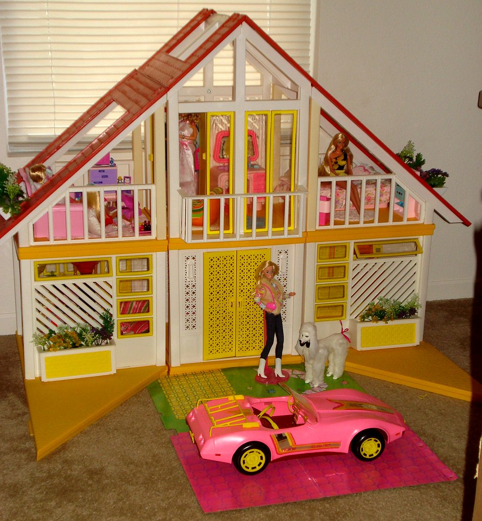 Barbie Dream House Barbie Creations Flickr