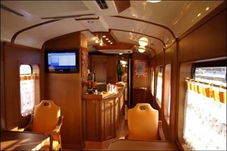 El Expreso de la Robla - bar car   Train Chartering offers ...