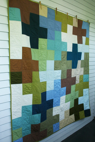 cross my heart :: a quilt. | by CB Handmade