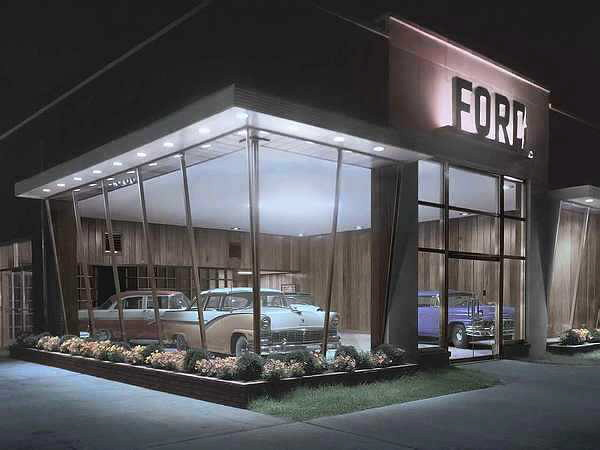 Ford Car Dealership In Pennsylvania