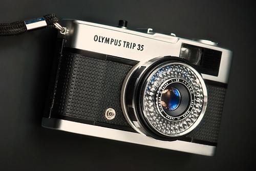 Photo Olympus Trip 35 Olympus Trip 35   by