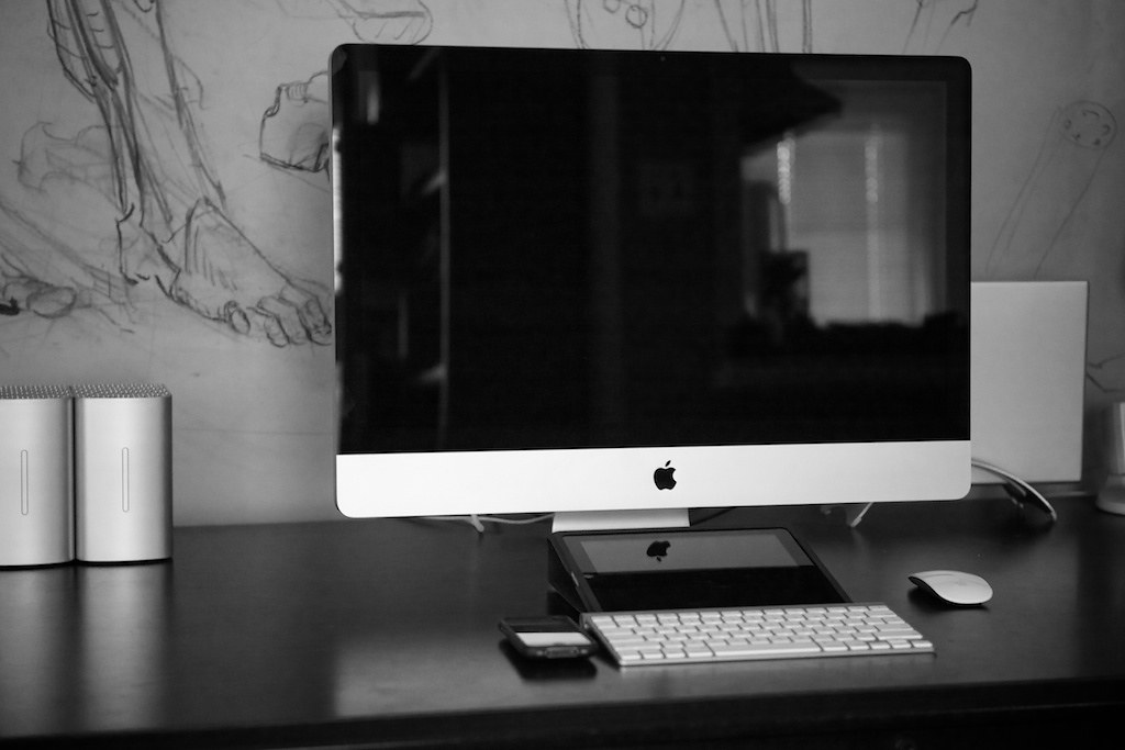 "Desktop Computer Workstation | 27"" iMac | i7 Quad Core ..."