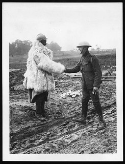 I would like to borrow your coat old chap | by National Library of Scotland
