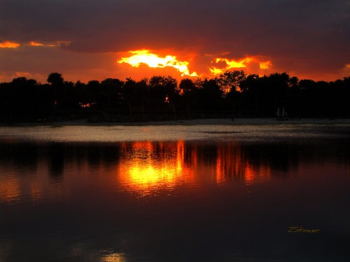 Red Sunset * | by Blanca Rosa2008 +3,900,000 Views Thanks to All