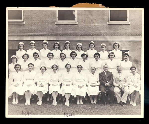 Church Home And Hospital School Of Nursing, Class Of 1944-4309