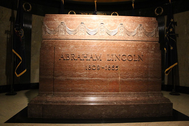 Abraham Lincoln Tomb | Flickr - Photo Sharing!