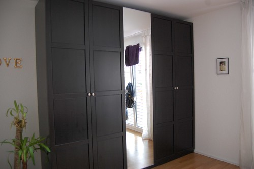 ikea pax hemnes wardrobes keryn lyons flickr. Black Bedroom Furniture Sets. Home Design Ideas