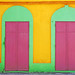 more colorful caribbean house