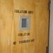 Second Floor Isolation Unit Door