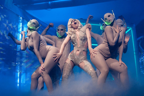 Lady Gaga The Monster Ball Queen Elizabeth Theatre