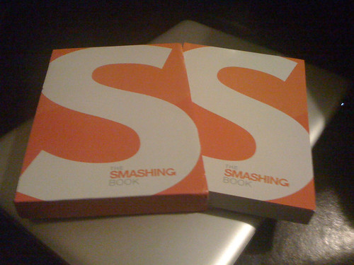 Just receive my @smashingmag's book ! Thx for the good work guys ! ^^ | by shigaepouyen
