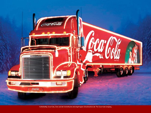 Coca-Cola Christmas Truck Germany 2 | by roitberg