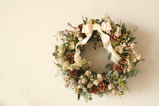 christmas wreath 2009 | by mellow_stuff