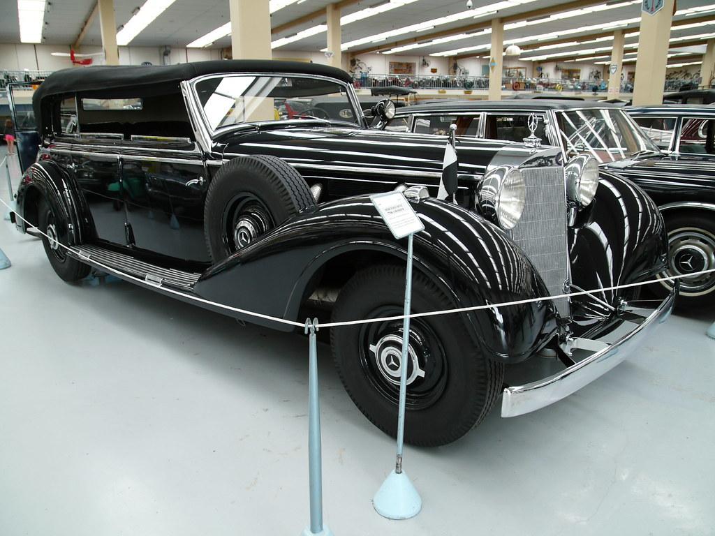 mercedes benz 770k grosser 1939 mercedes benz 770k 1939 da flickr. Black Bedroom Furniture Sets. Home Design Ideas