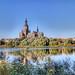 Frankenteich | St.-Marien-Kirche | Stralsund