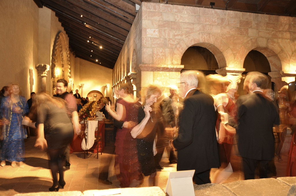 Gala Holiday Dinner At The Cloisters Flickr