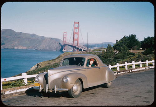1940 Lincoln - Zephyr H 96-301 at Golden Gate | by IMLS DCC
