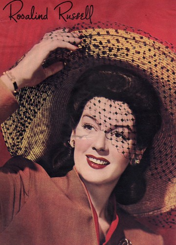 Rosalind Russell | by Kate Gabrielle