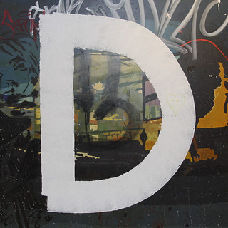 letter D | by Leo Reynolds