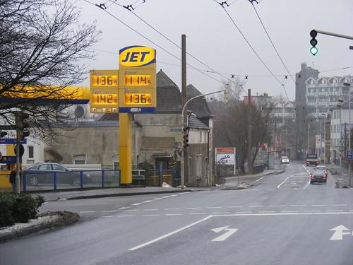 Jet Tankstelle, Solingen