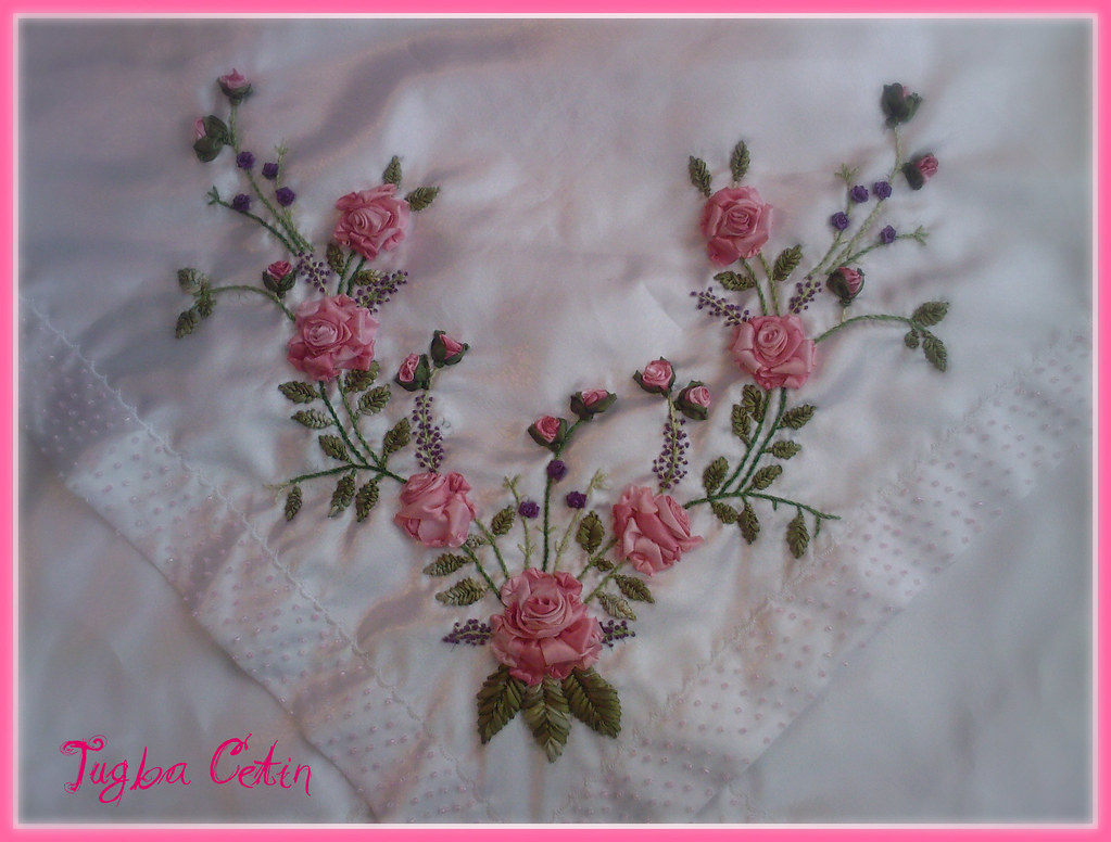 Bundle ribbon embroidery facebook pages tuuba