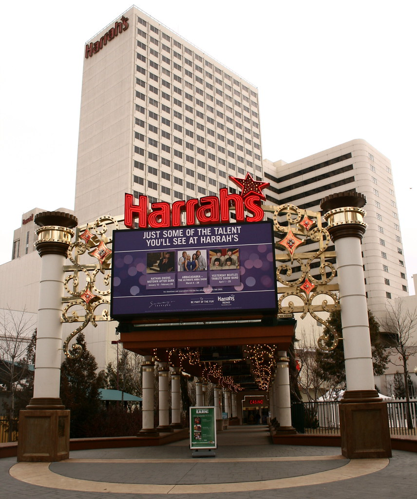 Harrahs hotel and casino reno nevada new gambling anime